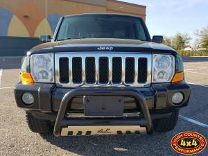 "2008 JEEP COMMANDER BILSTEIN RHA 2"" STRUTS WITH REAR OME SPRINGS (BUILD#3507)"