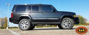 """HCP 4x4 Vehicles - 2008 JEEP COMMANDER BILSTEIN RHA 2"""" STRUTS WITH REAR OME SPRINGS (BUILD#3507) - Image 3"""