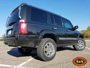 "HCP 4x4 Vehicles - 2008 JEEP COMMANDER BILSTEIN RHA 2"" STRUTS WITH REAR OME SPRINGS (BUILD#3507) - Image 4"
