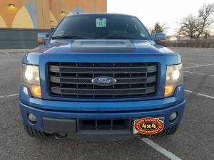 HCP 4x4 Vehicles - 2014 FORD F150 DAYSTAR LEVELING KIT WITH MICKEY THOMPOSON WHEELS (BUILD#84598) - Image 2