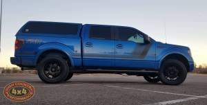 2014 FORD F150 DAYSTAR LEVELING KIT WITH MICKEY THOMPOSON WHEELS (BUILD#84598)