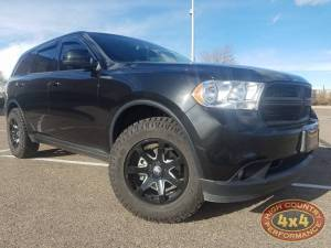 "MISC VEHICLES - RARE VEHICLES - HCP 4x4 Vehicles - 2013 DODGE DURANGO TRAXDA 1.75"" LEVELING KIT (BUILD#84048)"