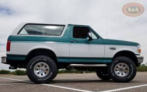 "HCP 4x4 Vehicles - 1996 FORD BRONCO BDS 4"" SUSPENSION LIFT ARB AIR LOCKERS (BUILD#80546/81549) - Image 3"