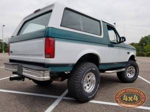 "1996 FORD BRONCO BDS 4"" SUSPENSION LIFT ARB AIR LOCKERS (BUILD#80546/81549)"