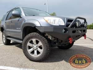 "TOYOTA - TOYOTA 4RUNNER 4TH GENERATION (2003-2009) - HCP 4x4 Vehicles - 2006 TOYOTA 4RUNNER TOYTEC 3"" LIFT WITH DOMELO FRONT AND CBI REAR BUMPERS (BUILD#81773-815437)"