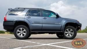 "2006 TOYOTA 4RUNNER TOYTEC 3"" LIFT WITH DOMELO FRONT AND CBI REAR BUMPERS (BUILD#81773-815437)"