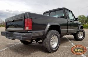 "1988 CHEROKEE COMANCHE BDS 3"" SUSPENSION WITH TERAFLEX TRAC BAR (BUILD#80660)"