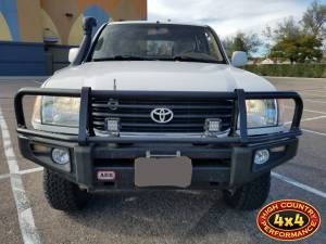 HCP 4x4 Vehicles - 2000 TOYOTA LAND CRUISER OLD MAN EMU LIFT KIT WITH SPC UPPER CONTROL ARMS ARB BUMPER (BUILD#82773) - Image 2