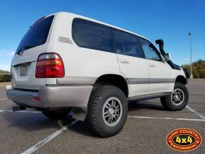 HCP 4x4 Vehicles - 2000 TOYOTA LAND CRUISER OLD MAN EMU LIFT KIT WITH SPC UPPER CONTROL ARMS ARB BUMPER (BUILD#82773) - Image 4