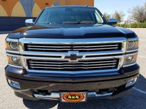 "HCP 4x4 Vehicles - 2014 CHEVY HD2500 FABTECH 4"" SUSPENSION LIFT NFAB NERF BARS (BUILD#80398) - Image 2"