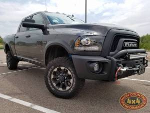 RAM - DODGE RAM 2500 POWER WAGON (2014-2017) - HCP 4x4 Vehicles - 2017 DODGE RAM 2500 POWER WAGON AEV FRONT BUMPER (BUILD#81816)