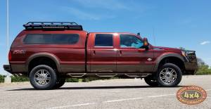 "2016 FORD F350 SUPER DUTY CARLI 2.5"" KING COILOVER SUSPENSION (BUILD#8037)"