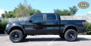 """HCP 4x4 Vehicles - 2014 FORD F1504.5"""" SUSPENSION - Image 2"""