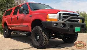 FORD - FORD F250/F350 SUPER DUTY TRUCKS (1999-2004) - HCP 4x4 Vehicles - 2002 FORD F250 CARLI SUSPENSION TRAIL READY BUMPER