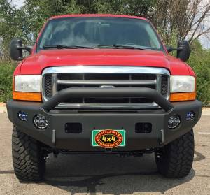 HCP 4x4 Vehicles - 2002 FORD F250 CARLI SUSPENSION TRAIL READY BUMPER - Image 2