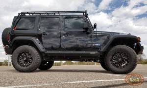 "HCP 4x4 Vehicles - 2014 JEEP JKU AEV 3.5"" DUAL SPORT SUSPENSION  (BUILD#80442) - Image 3"