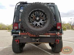 "HCP 4x4 Vehicles - 2014 JEEP JKU AEV 3.5"" DUAL SPORT SUSPENSION  (BUILD#80442) - Image 5"