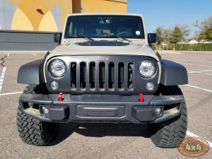 """HCP 4x4 Vehicles - 2017 JEEP JKUR AEV 3.5"""" DUAL SPORT SUSPENSION 35"""" NITTO TRAILGRAPPLER TIRES AND AEV REAR TIRE CARRIER (BUILD#83529) - Image 2"""