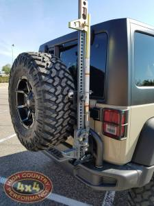 "HCP 4x4 Vehicles - 2017 JEEP JKUR AEV 3.5"" DUAL SPORT SUSPENSION 35"" NITTO TRAILGRAPPLER TIRES AND AEV REAR TIRE CARRIER (BUILD#83529) - Image 5"