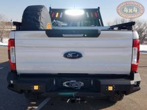 "HCP 4x4 Vehicles - 2018 FORD F350 CARLI PINTOP 4.5"" SUSPENSION WITH TRAILREADY BEADLOCKS ON NITTO EXO GRAPPLERS (BUILD#83486) - Image 9"