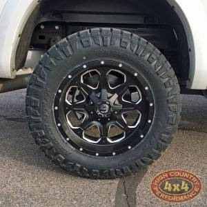 HCP 4x4 Vehicles - 2016 RAM 2500 READYLIFT LEVELING KIT ON NITTO RIDGE GRAPPLER TIRES (BUILD#78615) - Image 6