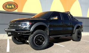 "HCP 4x4 Vehicles - 2014 FORD RAPTOR 4"" BDS SUSPENSION W/ KING COILOVERS (BUILD#71056) - Image 2"