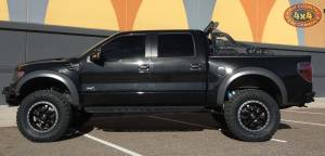 """2014 FORD RAPTOR 4"""" BDS SUSPENSION W/ KING COILOVERS (BUILD#71056)"""