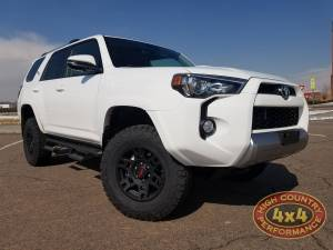 2018 TOYOTA 4RUNNER OLD MAN EMU LIGHT DUTY SUSPENSION W/ SPC UPPER CONTROL ARMS (BUILD#85239)