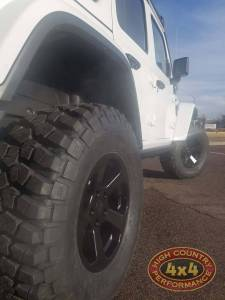 "HCP 4x4 Vehicles - 2018 JEEP WRANGLER JLR MOPAR 2"" SUSPENSION WITH MOPAR LEDS AND SPARE TIRE CARRIER (BUILD#85389) - Image 6"