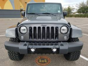 "HCP 4x4 Vehicles - 2017 JEEP JK SMOKEY MOUNTIAIN EDITION AEV 2.5"" SUSPENSION (BUILD#82941) - Image 2"