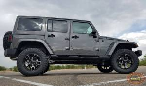 "HCP 4x4 Vehicles - 2017 JEEP JK SMOKEY MOUNTIAIN EDITION AEV 2.5"" SUSPENSION (BUILD#82941) - Image 3"