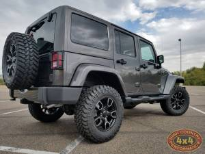 "HCP 4x4 Vehicles - 2017 JEEP JK SMOKEY MOUNTIAIN EDITION AEV 2.5"" SUSPENSION (BUILD#82941) - Image 4"