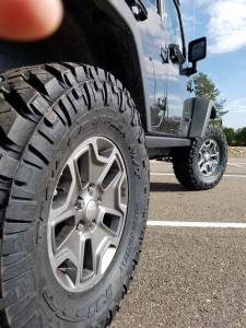 "HCP 4x4 Vehicles - 2017 JEEP JKU AEV 3.5"" SUSPENSION ON 35"" NITTO TRAILGRAPPLER TIRES (BUILD#82535) - Image 5"