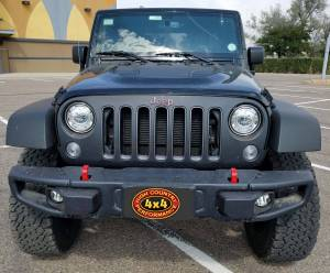 "HCP 4x4 Vehicles - 2017 JEEP JKUR AEV 3.5"" SUSPENSION WITH AEV TIRE CARRIER (BUILD#82744/82361) - Image 2"