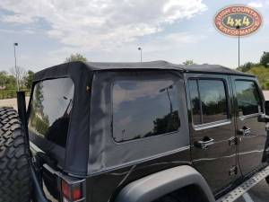 "HCP 4x4 Vehicles - 2017 JEEP JKUR AEV 3.5"" SUSPENSION WITH AEV TIRE CARRIER (BUILD#82744/82361) - Image 6"