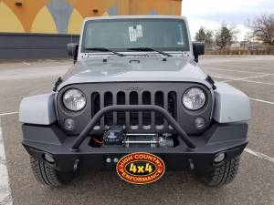 HCP 4x4 Vehicles - 2017 JEEP JKU WARN ELITE BUMPERS (BUILD#84861) - Image 2