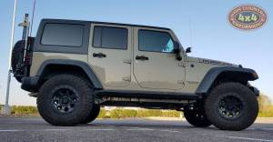 "HCP 4x4 Vehicles - 2017 JEEP JKUR AEV 3.5"" SUSPENSION WITH AEV TIRE CARRIER AND 35"" NITTO TRAILGRAPPLERS (BUILD#82562/80320) - Image 3"