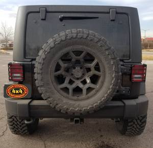 "HCP 4x4 Vehicles - 2018 JEEP JKU AEV 2.5"" SUSPENSION ON 35"" TOYO M/T TIRES (BUILD#84736) - Image 5"