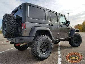 "HCP 4x4 Vehicles - 2017 JEEP JKU AEV 3.5"" RS SUSPENSION WITH RESERVOIRS ON 35"" TOYO M/T TIRES (BUILD#83569) - Image 4"