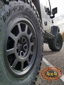 "HCP 4x4 Vehicles - 2017 JEEP JKU AEV 3.5"" RS SUSPENSION WITH RESERVOIRS ON 35"" TOYO M/T TIRES (BUILD#83569) - Image 5"