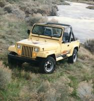 MAIN VEHICLE GALLERY - JEEP - JEEP WRANGLER YJ (1987-1995)