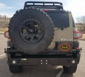 "HCP 4x4 Vehicles - 2014 TOYOTA FJ CRUISER TOYTEC 3"" ULTIMATE LIFT ON FUEL WHEELS AND EBC BRAKES (BUILD#79709/85537) - Image 5"