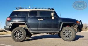 "HCP 4x4 Vehicles - 2007 TOYOT FJ CRUISER TOYTEC 3"" BOSS SUSPENSION WITH ARB DELUXE BUMPER(BUILD#85355) - Image 3"