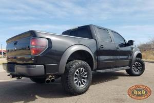 2012 FORD RAPTOR AFTERMARKET ORACLE AND PUTCO LED LIGHTING (BUILD#85474)