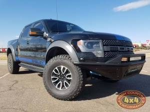 FORD - FORD RAPTOR 1ST GENERATION (2010-2014) - HCP 4x4 Vehicles - 2014 FORD RAPTOR SHELBY WITH CUSTOM ADD BUMPERS AND KING SUSPENSION (BUILD#85428/85378/8502)