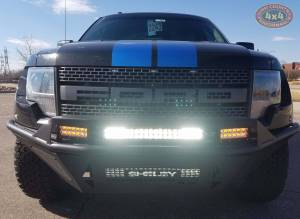 HCP 4x4 Vehicles - 2014 FORD RAPTOR SHELBY WITH CUSTOM ADD BUMPERS AND KING SUSPENSION (BUILD#85428/85378/8502) - Image 2