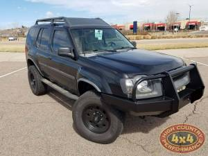 "HCP 4x4 Vehicles - 2004 NISSAN XTERRA CALMINI 3"" SUSPENSION LIFT AND FRONT BUMPER (BUILD#83924/84852) - Image 3"