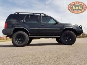 "HCP 4x4 Vehicles - 2004 NISSAN XTERRA CALMINI 3"" SUSPENSION LIFT AND FRONT BUMPER (BUILD#83924/84852) - Image 5"