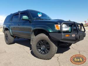 "HCP 4x4 Vehicles - 2001 TOYOTA 4RUNNER OLD MAN EMU 2"" HD SUSPENSION WITH ARB DELUXE BUMPER (BUILD#85285)"