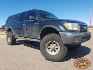"HCP 4x4 Vehicles - 1999 TOYOTA TACOMA TOYTEC 3"" BOSS COIL-OVER SUSPENSION (BUILD#85602) - Image 1"